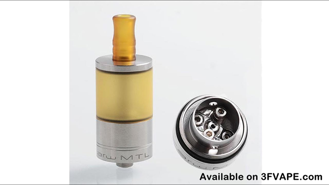 Dvarw MTL RTA by Coppervape (clone) | E-Cigarette Forum