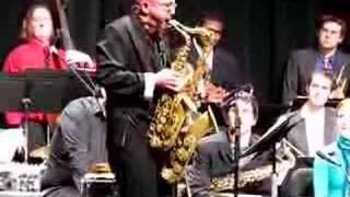Jeff Coffin double sax @ Ohio University