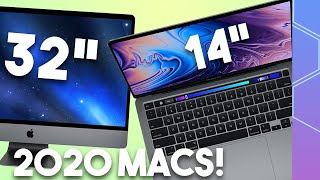 Upcoming 2020 Macs I'm excited for!