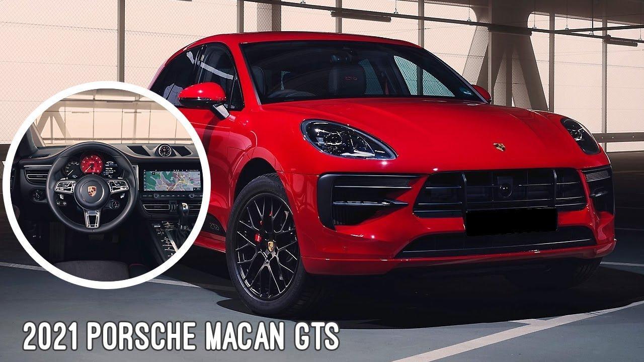 2021 Porsche Macan Gts Luxury Suv Interior Exterior Unveiling Youtube