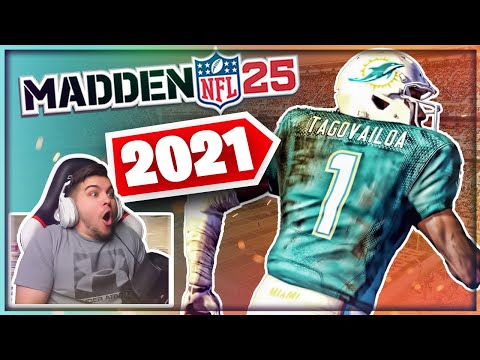 Playing Madden 25