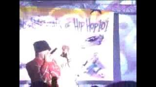 Assassin at Zulu Nation Party - NYC 2003 (Live)