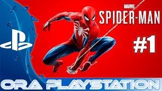 🔴 Marvel SPIDER-MAN  Episodul 1 | Complet Story | Exclusive PlayStation | SPIDERMAN PS4 Walkthrough