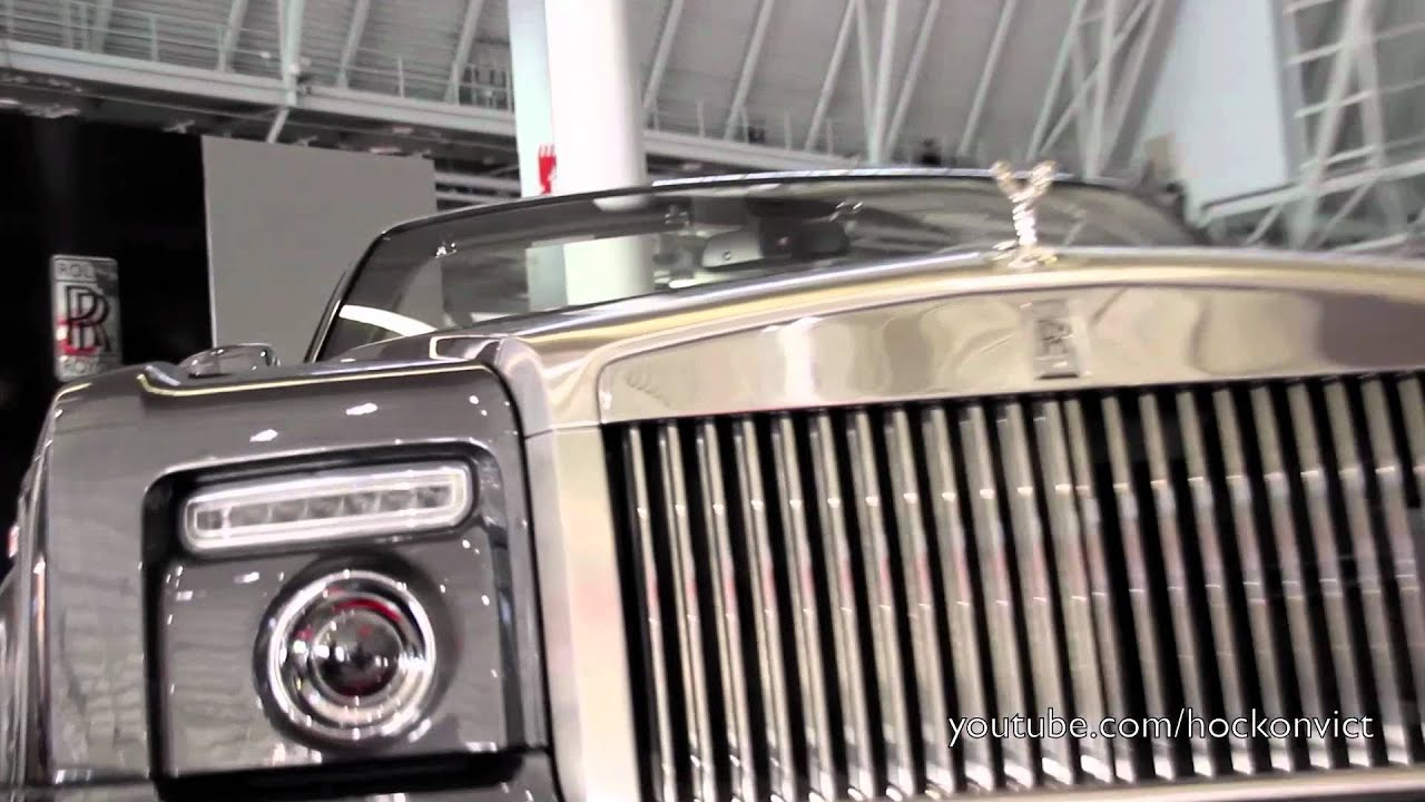 Rolls Royce Phantom Convertible 4 Door