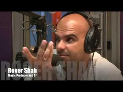 UJFM 95.4 SA Top 100 interviews Roger Shah