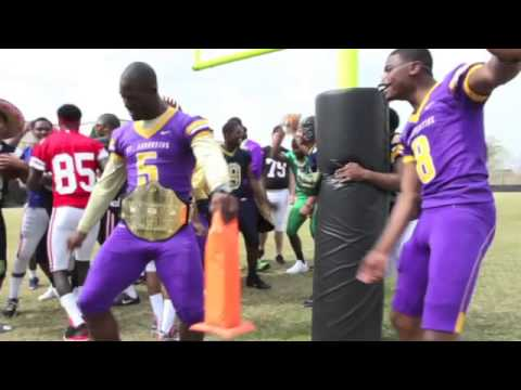 Harlem Shake - Louisianas top football prospects get down on the gridiron
