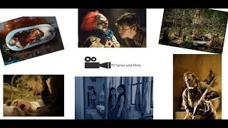 Самые страшные фильмы ужасов. The most Scary horror movies