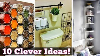 10 Easy Space Saving Diy Projects For Small Homes