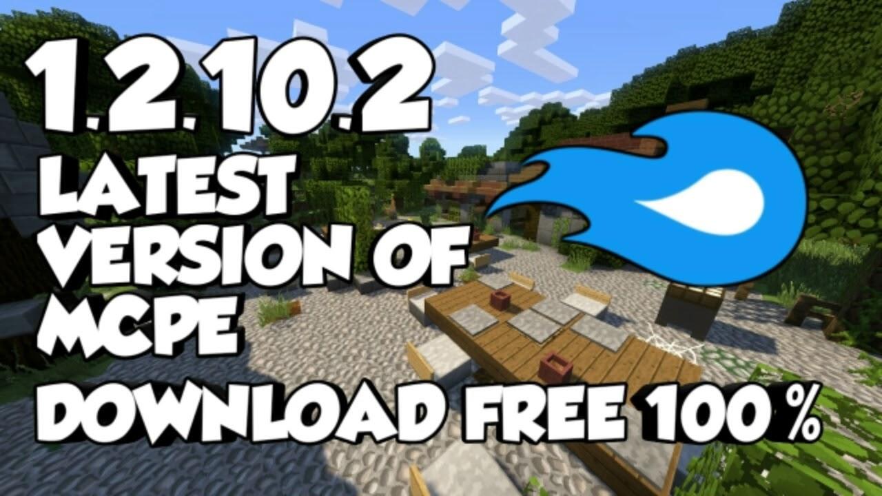 Minecraft 1 2 10 2 Latest Version Of Mcpe Beta Apk No License Downlad In Des Below Youtube