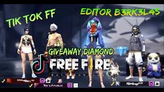 Tik Tok FF Free Fire - Terbaru,Editor Berkelas,Quotes,Keren,Lucu,Bucin,Baper, (ff tiktok)