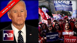 MUST SEE Biden Greeted By Trump Supporters In Texas