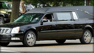 THUG COUPLE STEAL HEARSE... WHAT THEY DID WITH ITS CONTENTS IS BEYOND HORRIFIC