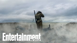 Dunkirk VR: Find Yourself On The Shores Of Dunkirk Fighting To Survive | 360 | Entertainment Weekly