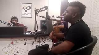 Bangla Rap 2017 | Bangla Gangsta Rap | Beshi Joss life With Black Smoke | Peoples Radio 91.6 FM
