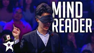 David Feng Dedicates Magic Act To His Mother | Magicians Got Talent