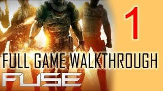 Fuse Gameplay Walkthrough Part 1 Let