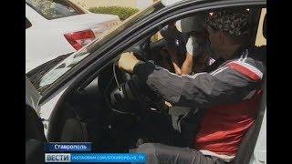 Ставропольцам, пострадавшим на производстве, вручили автомобили