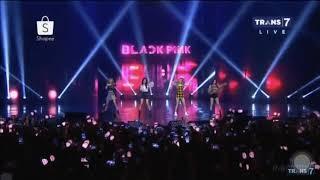 Gambar cover Blackpink - Ddu Ddu Ddu Du Live Shopee Indonesia Road to 12.12