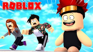 THE BIGGEST BABY ON ROBLOX!