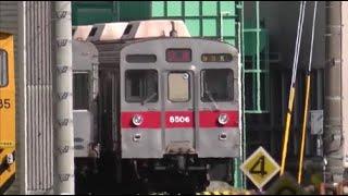 東急田園都市線8500系 8506F廃車
