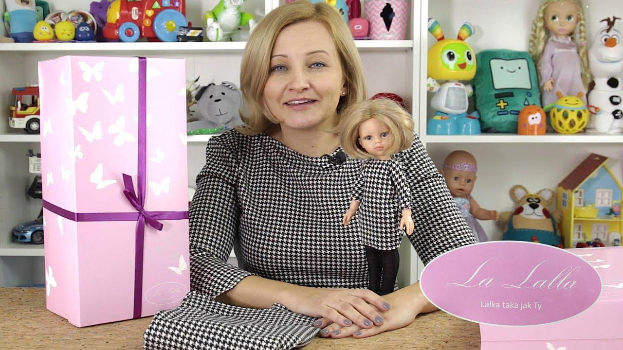 2f76b2f842 La Lalla - lalka taka jak ty. Zabawkowicz.pl - zabawki dla dzieci