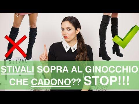 Stivali Sopra Al Ginocchio Che Cadono O Scendono? Ecco Le Soluzioni!