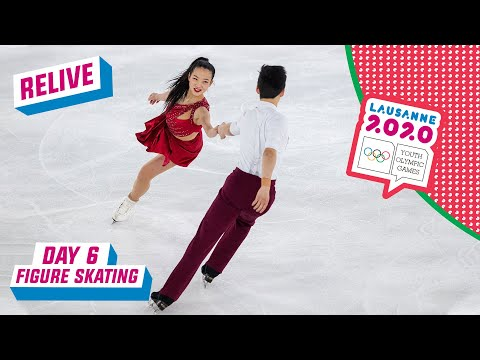 RELIVE - Figure Skating - Mixed NOC Team Event - Day 6 | Lausanne 2020