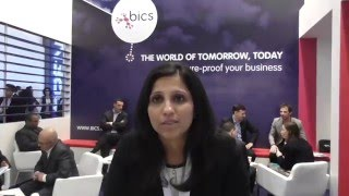 BICS MWC16 VoLTE Interworking with Divya Ghai Wakankar, Head of Innovation at BICS
