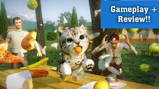 Cat Simulator Kitty Craft Gameplay + Review|Latest Android Games|
