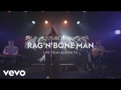 Rag'n'Bone Man - Skin (Live from YouTube at SXSW 2017)