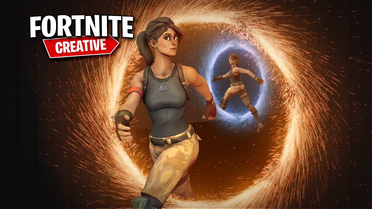 Fan-made 'Fortnite' Creation Pays Homage to 'Portal' – Variety