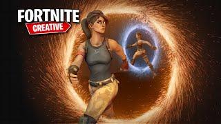 Portal in Fortnite - Reveal Trailer + Code