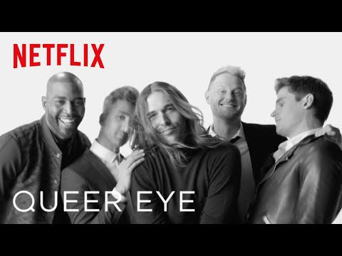 Queer Eye | Opening Sequence | Netflix