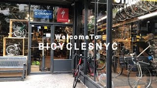 Welcome to Bicycles NYC