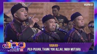 Raihan - Puji-Pujian, Thank You Allah, Iman Mutiara | #ABPBH32