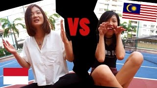 Malaysian Chinese vs Indonesian Chinese   What's the difference?