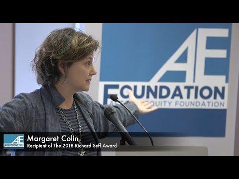 Margaret Colin: Richard Seff Award 2018