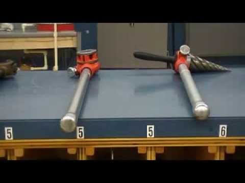 Threading Tools And Cutting RMC Conduit