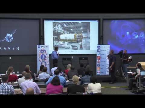 MAVEN Launch #NASASocial