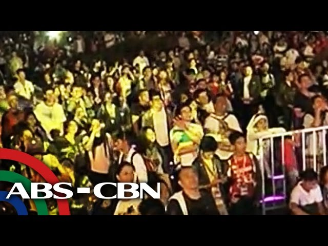 No Chris Brown, no problem: Party goes on at PH Arena
