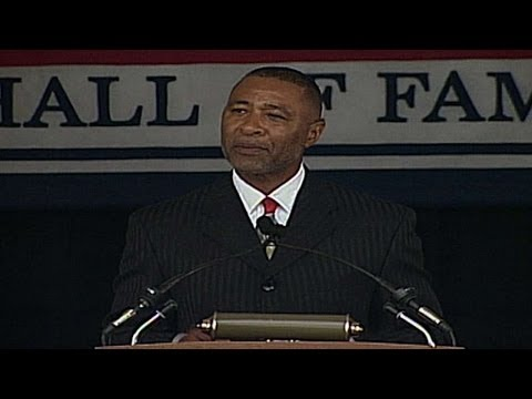 Ozzie Smith delivers Hall of Fame induction speech