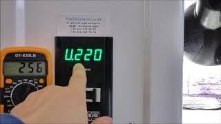 Мережик 9-9 | Обзор стабилизатора напряжения для дома