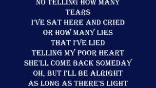 Brooks and Dunn Neon Moon Lyrics