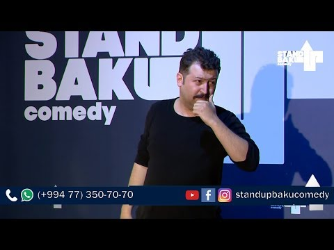 Erkin Ergin (Stand UP 29-cu şou)