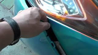 Улучшение эффективности защелок бампера мазды 3