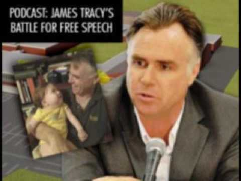 Fired Professor Fights for Free Speech