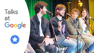 """Mt. Joy: """"Living Life In A Whirlwind""""   Talks at Google"""