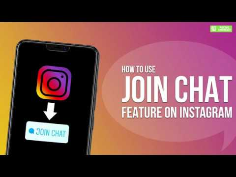 How to Use Join Chat Sticker Feature on Instagram | New Instagram Sticker Update : Above Android