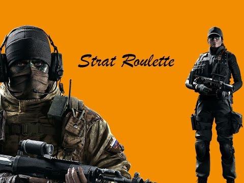 Rainbow Strat Roulette