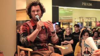 Start Something That Matters - Blake Q & A - Neiman Marcus, Dallas